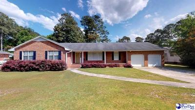 Florence Single Family Home Uc/Show For Back Up: 1028 Left Bank Drive