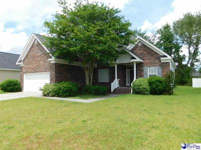 Florence Single Family Home For Sale: 2152 Waverly Woods Dr