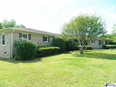 Florence Single Family Home Uc/Show For Back Up: 2536 Heathway Drive