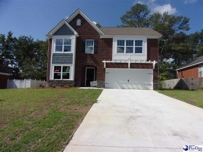 Florence Single Family Home For Sale: 2817 Olde Mill Rd
