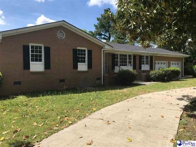 Bennettsville Single Family Home For Sale: 411 Highway 385