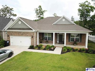 Florence County Single Family Home For Sale: 4118 Tiffany Drive