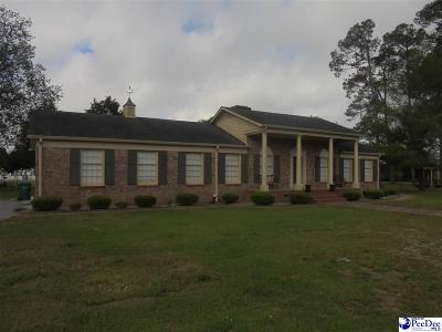 Marion SC Single Family Home Under Contingency Cont: $129,900