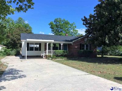 Florence  Single Family Home For Sale: 2712 Myrtle Drive