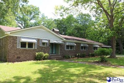 Florence Single Family Home For Sale: 307 Louise Rd.