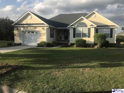 Florence  Single Family Home For Sale: 1624 Cobblestone Court