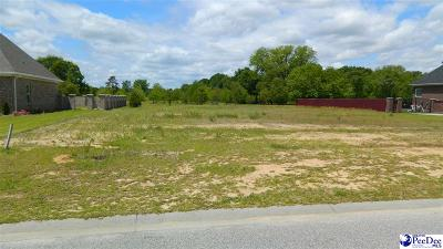 Effingham, Darlington, Darlinton, Florence, Flrorence, Marion, Pamplico, Timmonsville Residential Lots & Land For Sale: 2309 Widgeon Drive