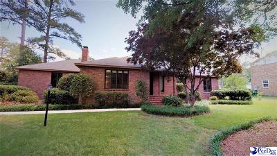 Florence Single Family Home For Sale: 3236 Lakeshore Drive