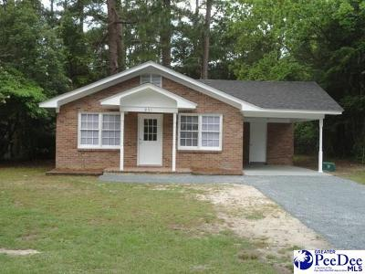 Florence  Single Family Home Uc/Show For Back Up: 931 Brunwood Dr.