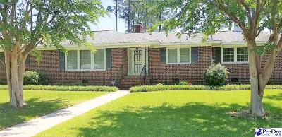 Dillon SC Single Family Home For Sale: $185,000