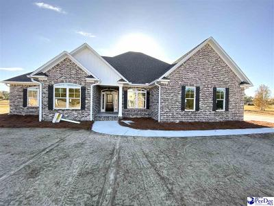 Florence County Single Family Home For Sale: 4320 Monterey Dr