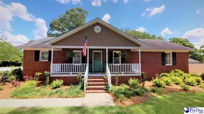 Florence  Single Family Home For Sale: 1800 Joseph Circle