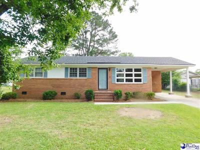 Florence  Single Family Home Uc/Show For Back Up: 1715 Golden Way