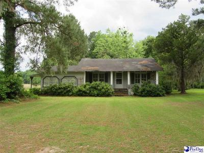 New Zion SC Single Family Home Uc/Show For Back Up: $28,000