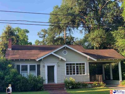 Kingstree Single Family Home For Sale: 107 Scott