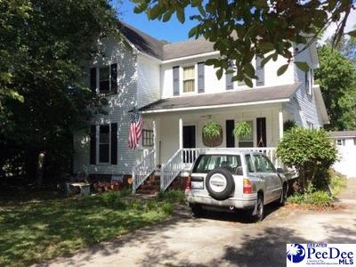 Florence  Single Family Home For Sale: 23 Manigault Court