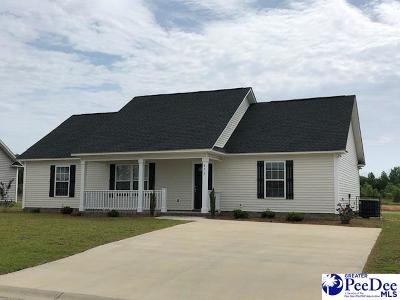 Florence County Single Family Home For Sale: 870 Cribb St