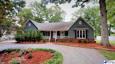 Florence Single Family Home For Sale: 2212 Timberlane
