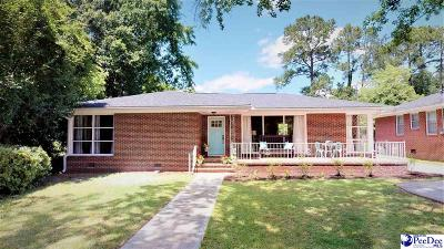 Florence Single Family Home Uc/Show For Back Up: 1217 Madison Avenue