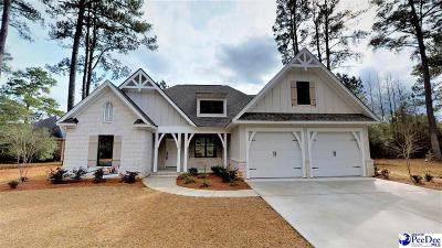Florence County Single Family Home For Sale: 2436 Ben Hogan Circle