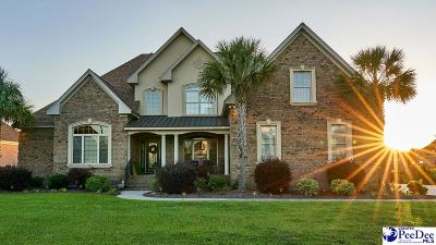 Florence Single Family Home Uc/Show For Back Up: 2121 Duck Hunter Pointe Drive