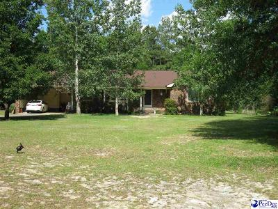 Marion County Single Family Home For Sale: 608 Will Reaves Road