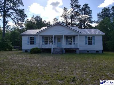 Marion County Single Family Home For Sale: 512 N River Pines Rd