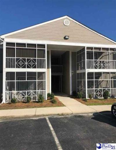 Florence Condo/Townhouse Uc/Show For Back Up: 1424 Golf Terrace 3