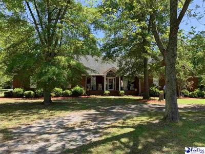 Mullins Single Family Home For Sale: 5578 Jacobs Loop