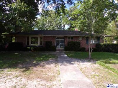 Lake City Single Family Home For Auction: 512 Forrest St.
