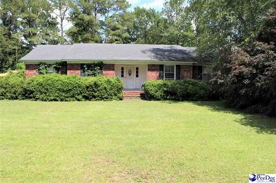 Florence SC Single Family Home New: $175,000