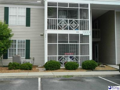Florence SC Condo/Townhouse New: $79,900