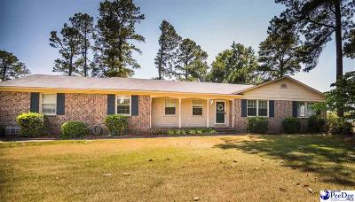 Florence Single Family Home New: 3868 Pine Needles Rd