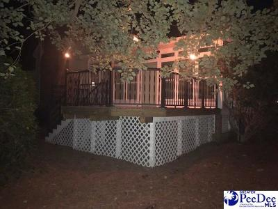 Hartsville Single Family Home For Sale: 414 Pee Dee Run
