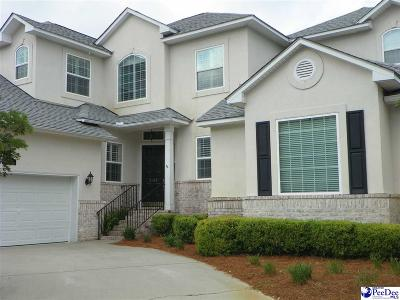 Florence SC Condo/Townhouse New: $225,000