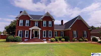 Florence SC Single Family Home New: $336,000