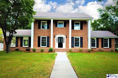 Florence SC Single Family Home New: $244,900