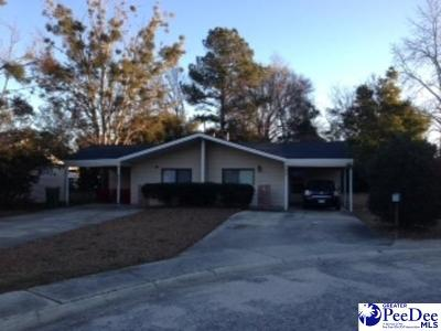 Florence SC Multi Family Home New: $114,900