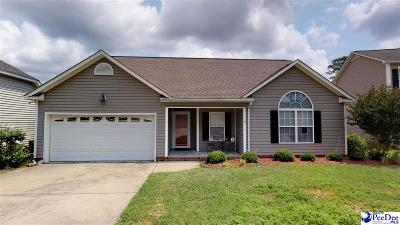 Florence Single Family Home New: 213 Saddle Ct