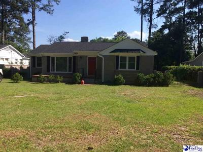 Florence SC Single Family Home New: $235,900