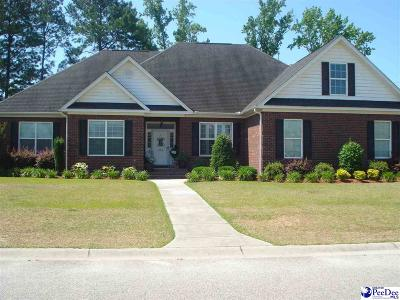 Florence SC Single Family Home For Sale: $325,000