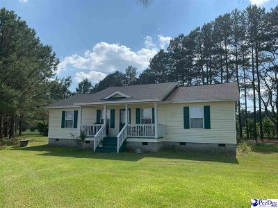 Hartsville Single Family Home Uc/Show For Back Up: 1308 Citizens Way