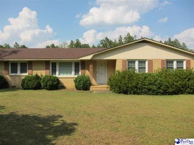 Hartsville Single Family Home For Sale: 2251 Forest Breeze Drive