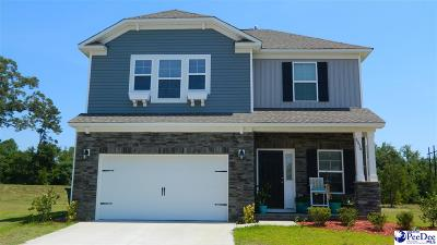 Florence Single Family Home For Sale: 3036 Wild Turkey Drive