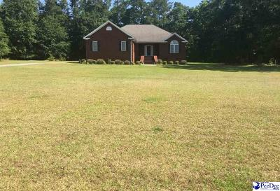 Florence Single Family Home Uc/Show For Back Up: 163 Timberlake