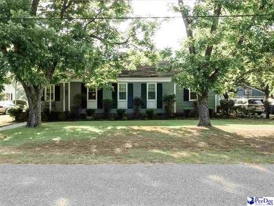 Lake City SC Single Family Home For Sale: $123,900