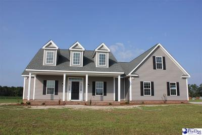 Hartsville Single Family Home For Sale: 3019 Camry Lane