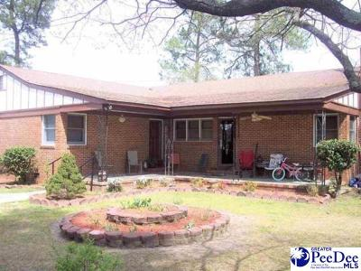 Single Family Home Uc/Show For Back Up: 1332 S Highway 57