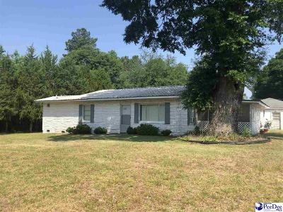 Darlington Single Family Home For Sale: 2759 Cashua Ferry Rd