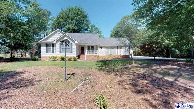Hartsville Single Family Home For Sale: 2628 Independence Street
